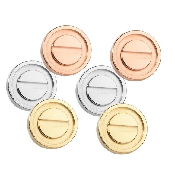 2d18566d832e8 ISO Cartier Love Stud earrings